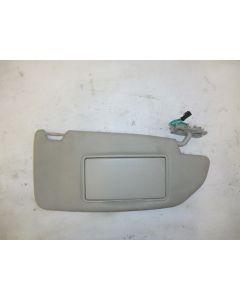 Häikäisysuoja vaalea peilillä oikea S60 V70 00-03