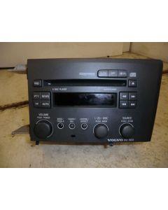 E7502 VOLVO8651155-1, HU-803 RADIO / CD SOITIN, ILMAN VAHVISTINTA S60  01-04