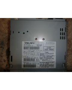 E7550 VOLVO V50 S40 MULTIMEDIAYKSIKKÖ RADIO + CD 30775579AA, 31210414AA S40 V50 04-07