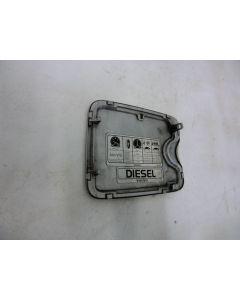 Polttoainetankin läppä S60 V70 00-04