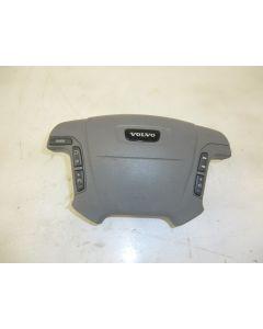Airbag rattiin vaalea 9208736 V70 00-04