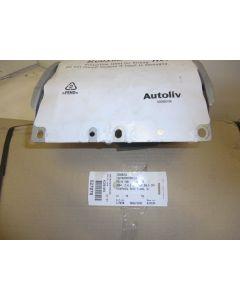 Kojelauta musta + airbag,  V50 04-12