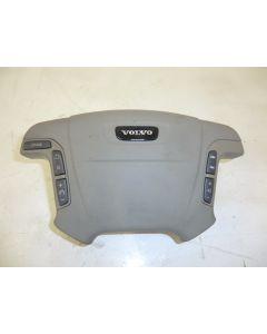 Airbag rattiin vaalea 8638156 V70 00-04