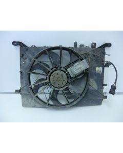 Jäähdyttimen tuuletin sähkö S60 V70 00-04
