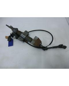 Ohjausakseli virtalukkoineen / avaimineen S/V40 -98